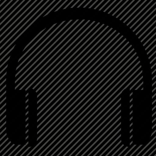 device, headphones, listen, mobile, music icon