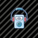 device, digital, gadget, mp3, music, player, portable