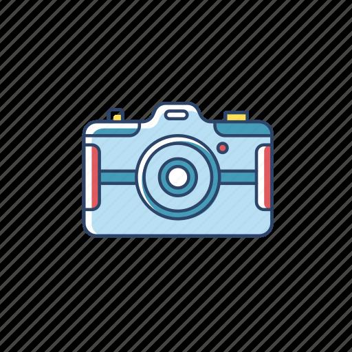 Camera Digital Gear Photo Photography Photoshoot Portable Icon