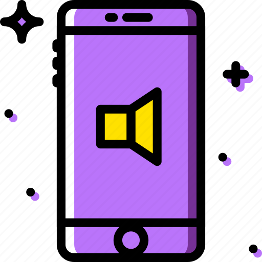 communication, function, low, mobile, volume icon