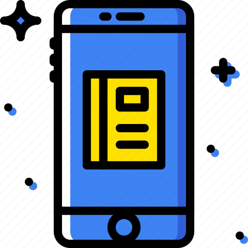 communication, function, mobile, phonebook icon
