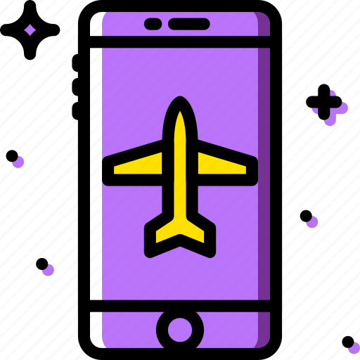 airplane, communication, function, mobile, mode icon