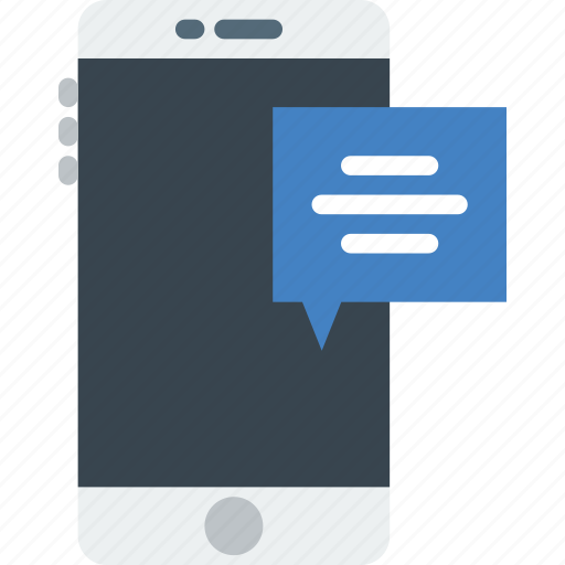 communication, function, message, mobile, receive icon