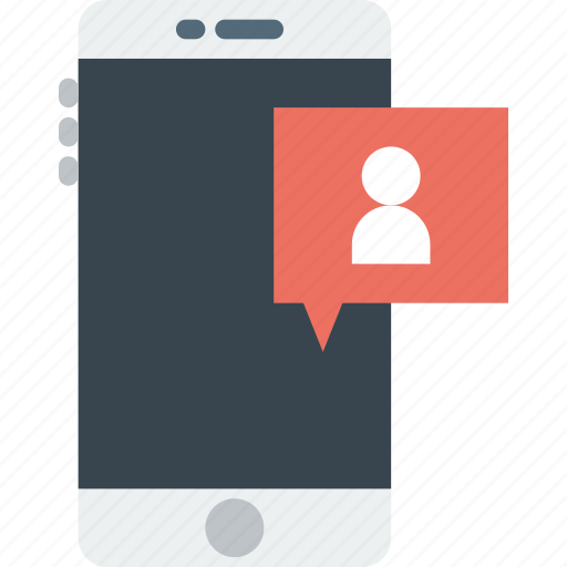 communication, contact, function, mobile, receive icon