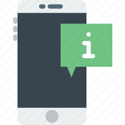 communication, function, information, mobile, phone icon