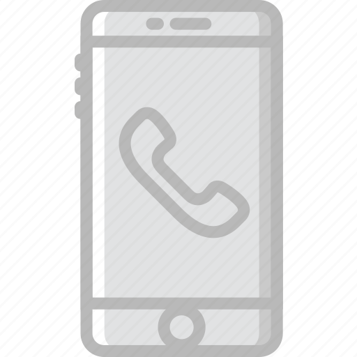 call, communication, function, incoming, mobile icon
