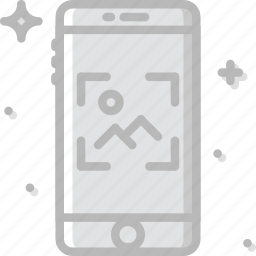 communication, function, mobile, picture, snap icon