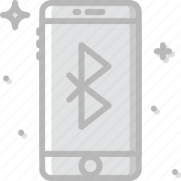 bluetooth, communication, function, mobile icon