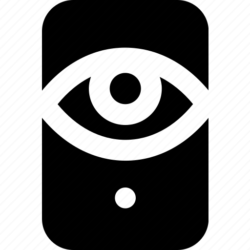 communication, function, hide, mobile, phone icon