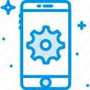 communication, function, mobile, phone, settings icon