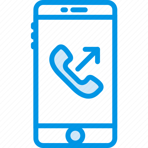 accept, call, communication, function, mobile icon