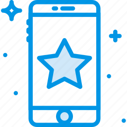 communication, favorite, function, mobile icon