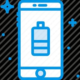 battery, communication, function, medium, mobile icon