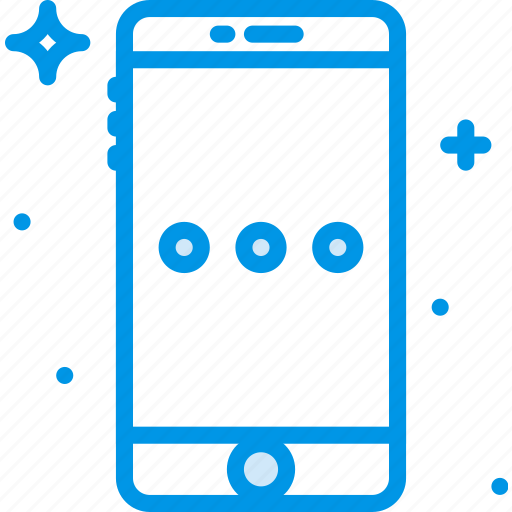 communication, function, mobile, more, settings icon