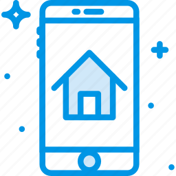 communication, function, home, mobile icon