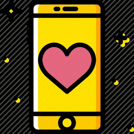 communication, function, like, mobile icon