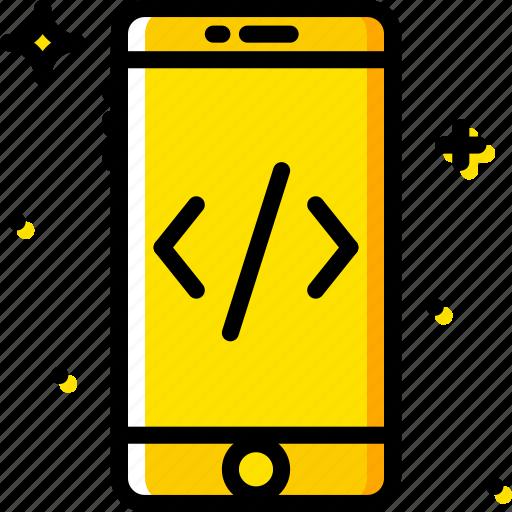 communication, development, function, mobile, phone icon