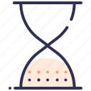 clock, hourglass, processing, sand clock, stop watch, timer icon
