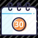 calendar, claim, date, event, month, schedule