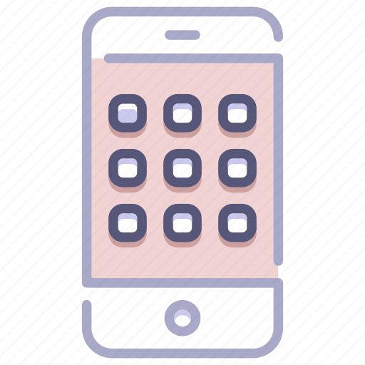 applications, apps, mobile, options, smartphone, ui, ux icon