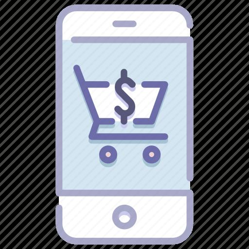 cart, checkout, e-commerce, online, sales, shopper, shopping icon