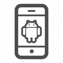 android, iphone, mobile, phone, smartphone icon