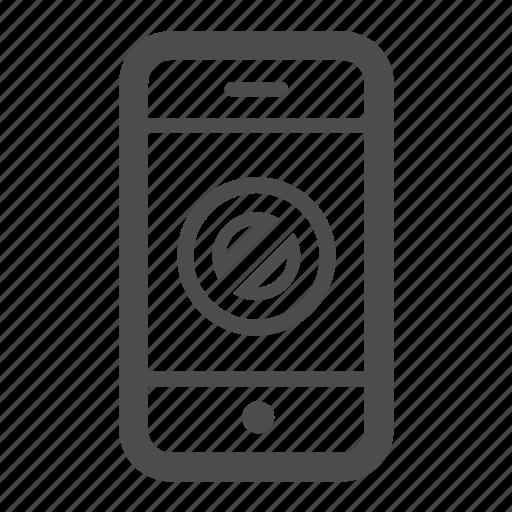 close, delete, iphone, mobile, off, phone, remove icon