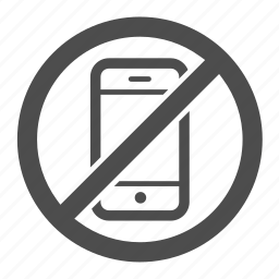 close, delete, forbidden, iphone, remove, shut, telephone icon