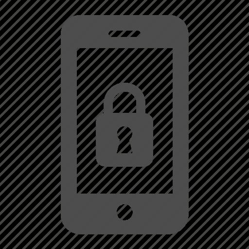 Lock, Locked, Padlock, Password, Phone, Protection