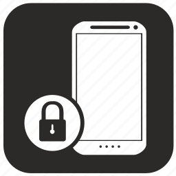 guard, lock, locked, phone, smartphone icon
