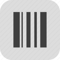 bar code, mobile, product, sn icon
