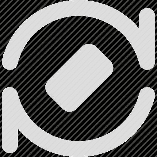 display, mobile, monitor, rotation, screen, smartphone icon