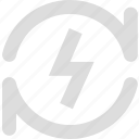 flash, flash lamp, mobile, phone, photoflash, smartphone icon
