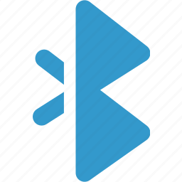 bluetooth, communication, connection, datas, mobile, transmission icon