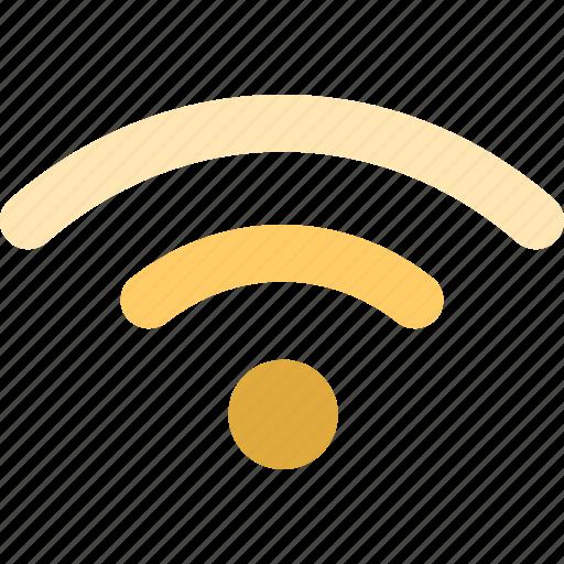 data, network, signal, wifi, wlan icon