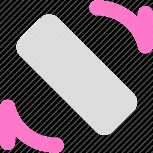 display, mobile, monitor, rotation, screen icon