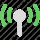mobile, network, wifi, wireless, wlan icon