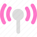 connection, mobile, network, wifi, wireless, wlan icon