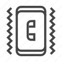 call, device, incoming, mobile, phone, ring, smartphone icon