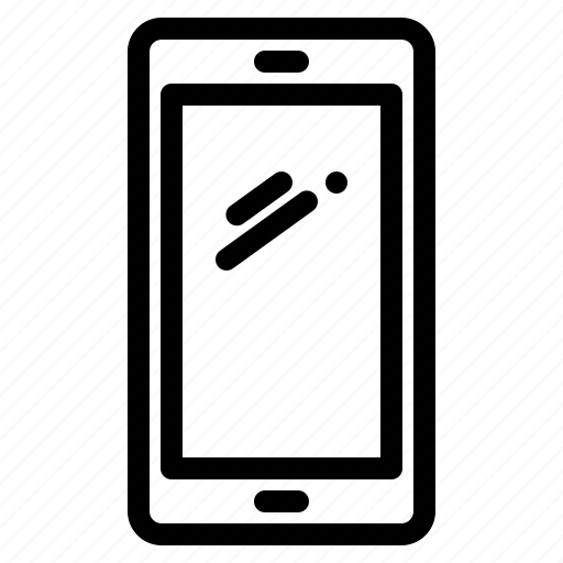 android, iphone, mobile, phone, smart icon