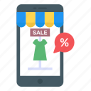 clothing sale, discount clothing, discount apparel, eshopping, shopping offer icon