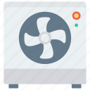 aircooler, appliance, conditioner, fan, ventilator icon