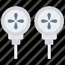 airfan, conditioner, cooler, ventilator, wind icon