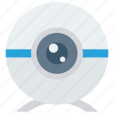 camera, capture, device, video, webcam icon