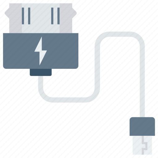 cable, connector, plug, usb, wire icon