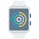 clock, schedule, time, watch, wrist icon