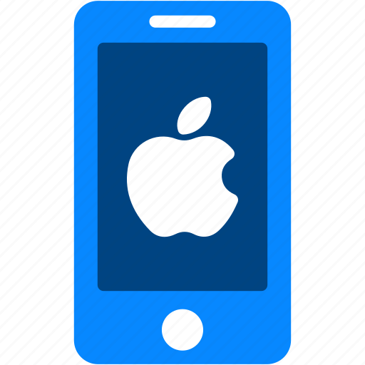 apple, cell, device, iphone, mobile, smartphone, technology icon