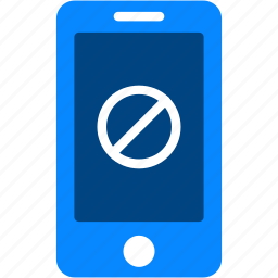 block, call, cell, iphone, mobile, smartphone, technology icon