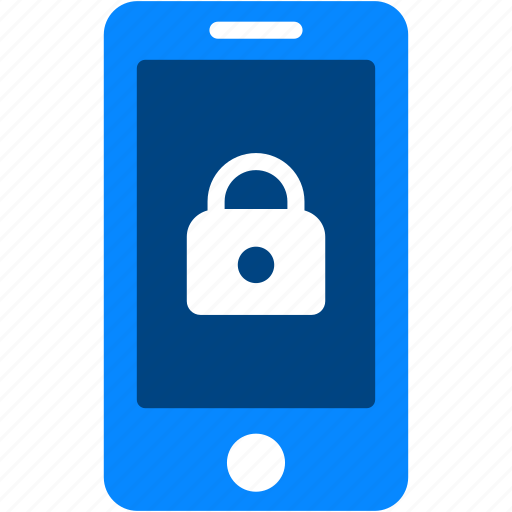 iphone, lock, mobile, protection, security, smartphone icon
