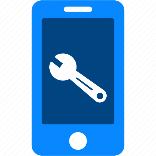 configuration, iphone, mobile, preferences, setting, smartphone, wrench icon